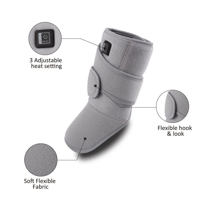 Infrared Heated Ankle Pain Relief Wrap