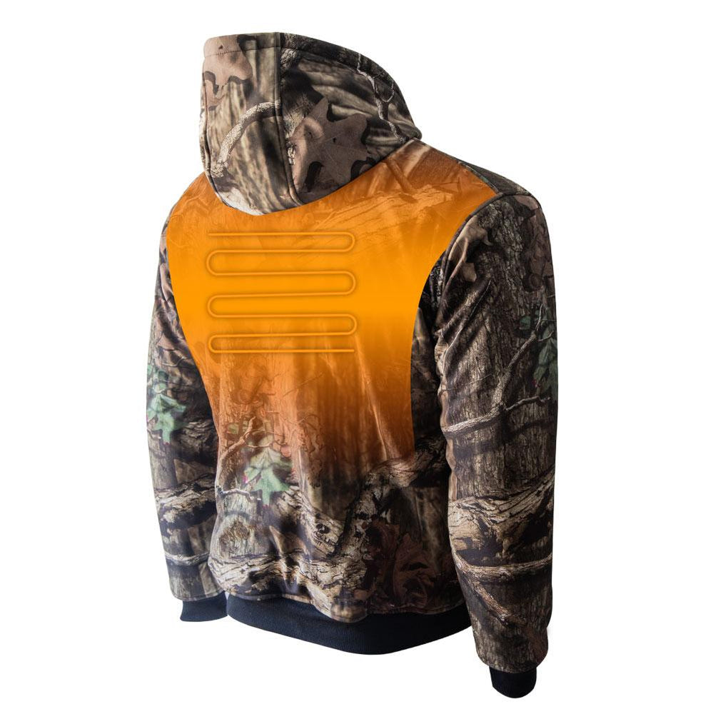 Shadow Men's Heated Hoodie - Officially Licensed Mossy Oak® Break-Up®, MIG, Hot Headz International