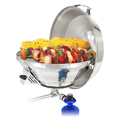 "Magma Marine Kettle 3 Gas Grill - Party Size - 17"" [A10-217-3]"