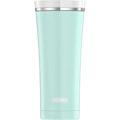 Thermos Sipp Stainless Steel Travel Tumbler - 16 oz - Matte Turquoise [NS105TQ4]