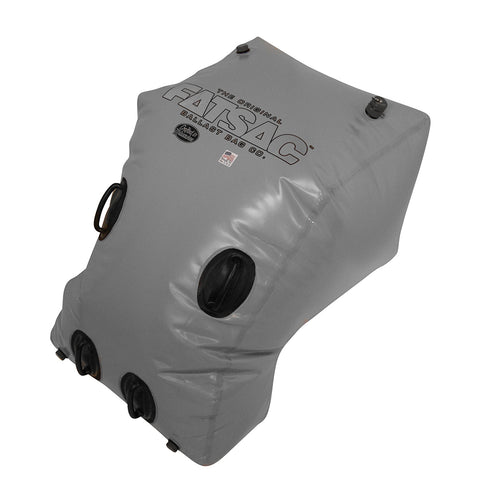 FATSAC Yamaha Jet Boat Custom 21 - 725 Pound Ballast Bag - Fittings Included - Grey [C1046]