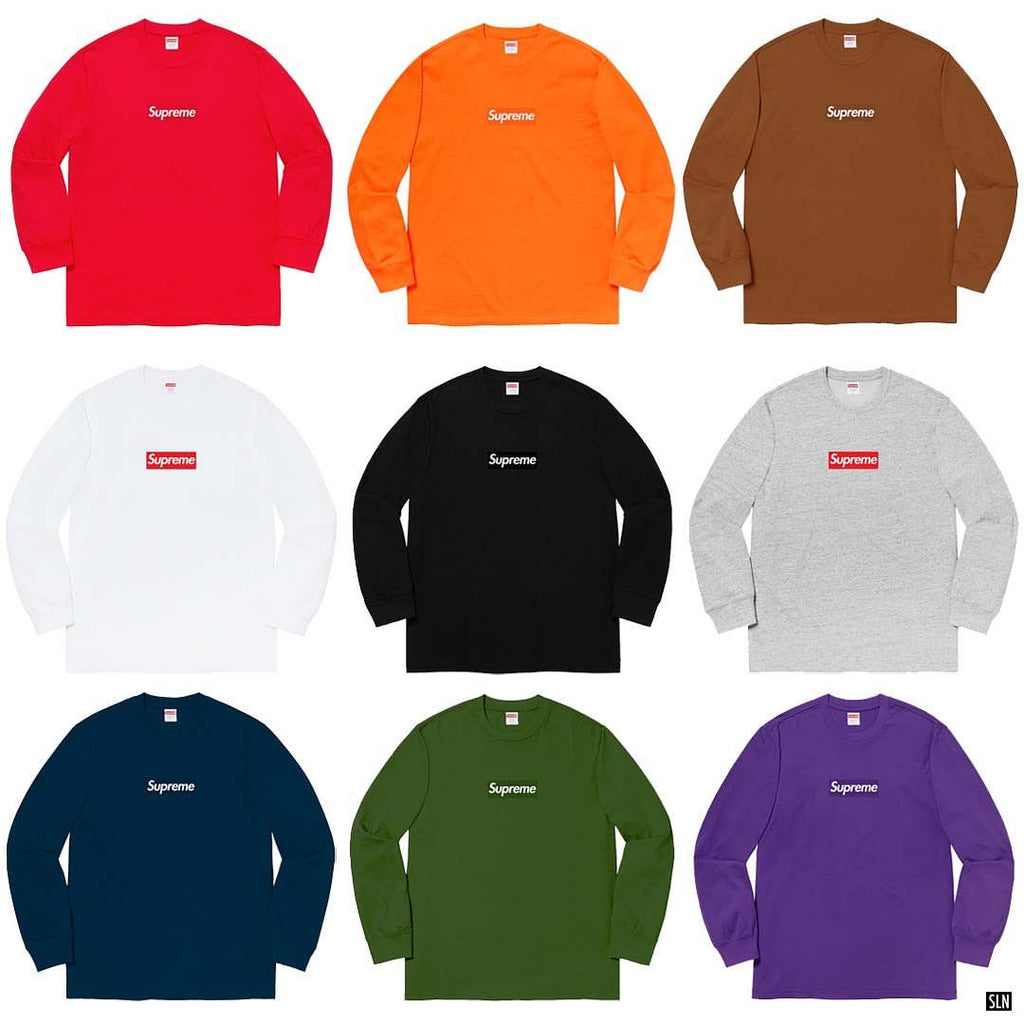 Supreme Week 7 Lookbook