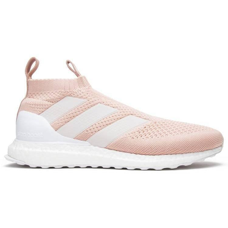 Adidas Kith x Ace 16+ PureControl UltraBoost 'Flamingos' - Waves Never Die