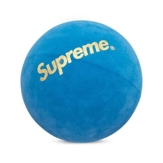 Supreme sky bounce ball (Blue) | Waves Never Die | Supreme | Accessories
