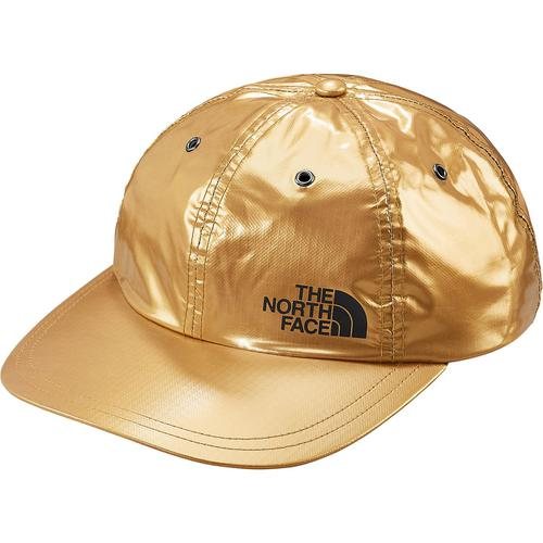 Supreme®/The North Face® Metallic 6-Panel (Gold) | Waves Never Die | Waves Never Die