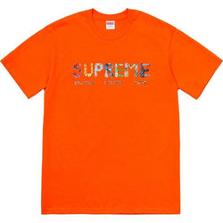 Supreme ROCKS Tee (Orange)