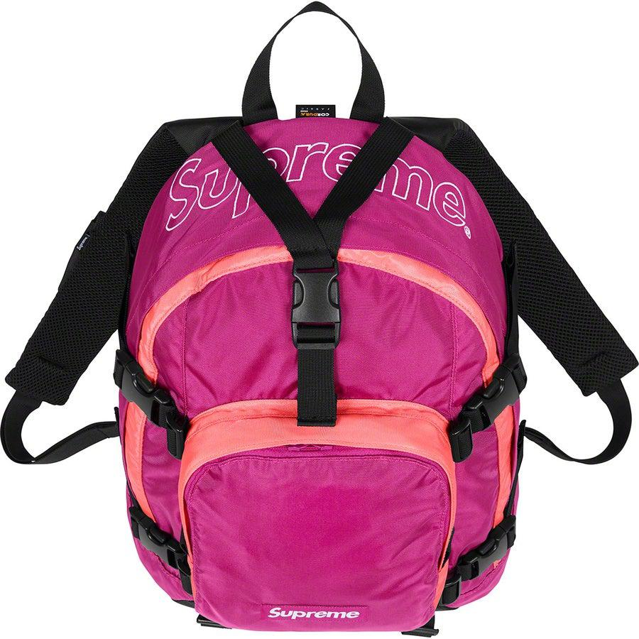 Supreme Backpack (Magenta) | Waves Never Die | Waves Never Die