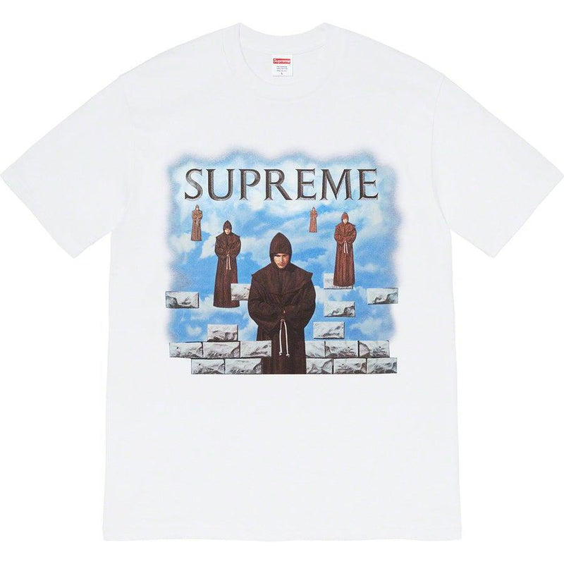 Supreme Levitation Tee (White) | Waves Never Die | Waves Never Die