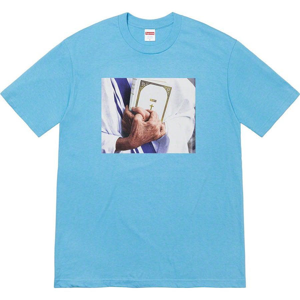 Supreme Bible Tee (Blue)