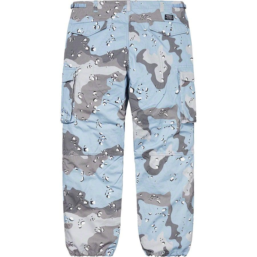 Supreme Cargo Pant (SS20) Blue Desert Camo | Waves Never Die | Waves Never Die