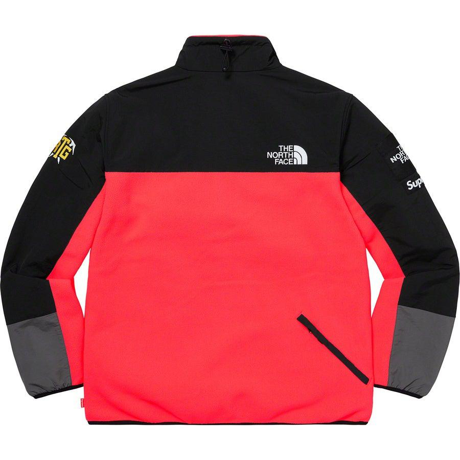 Supreme®/The North Face® RTG Fleece Jacket (Red) | Waves Never Die | Waves Never Die