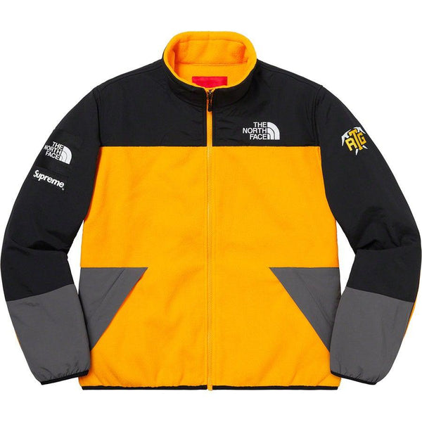 Supreme®/The North Face® RTG Fleece Jacket (Yellow)