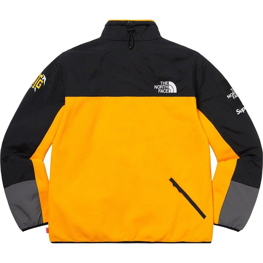 Supreme®/The North Face® RTG Fleece Jacket (Yellow) | Waves Never Die | Waves Never Die