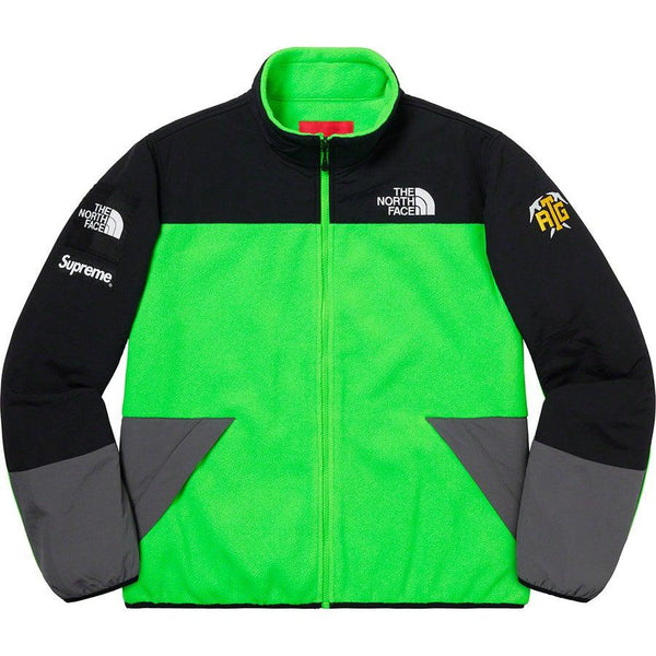 Supreme®/The North Face® RTG Fleece Jacket (Green)