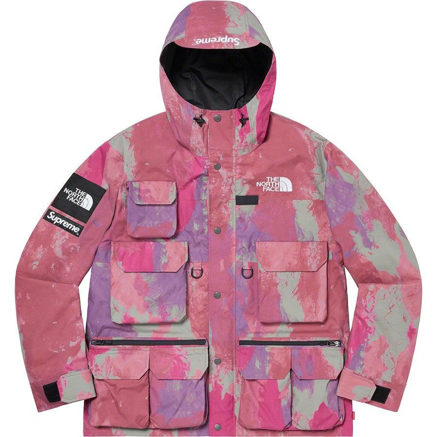 Supreme®/The North Face® Cargo Jacket (Multicolour) | Waves Never Die | Supreme | Jacket