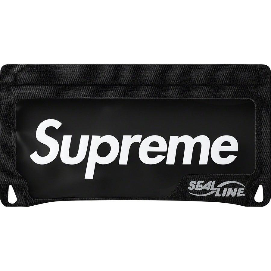 Supreme®/ SealLine® Waterproof Case (Black) | Waves Never Die | Supreme | Accessories