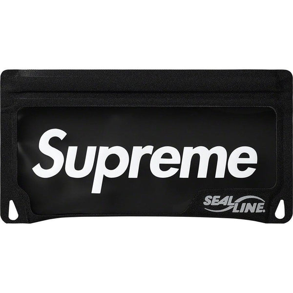 Supreme®/ SealLine® Waterproof Case (Black)