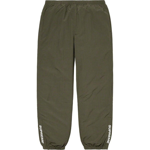 Supreme Warm up Pants (Olive) | Waves Never Die | Supreme | Pants