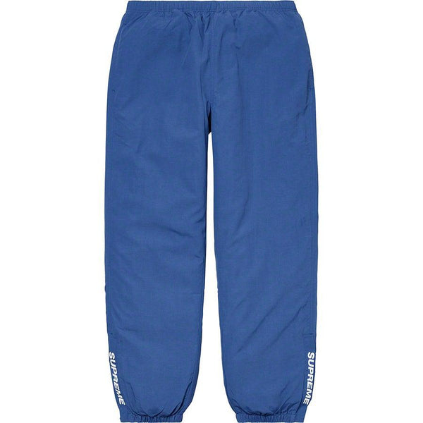 Supreme Warm up Pants (Blue) | Waves Never Die | Supreme | Pants