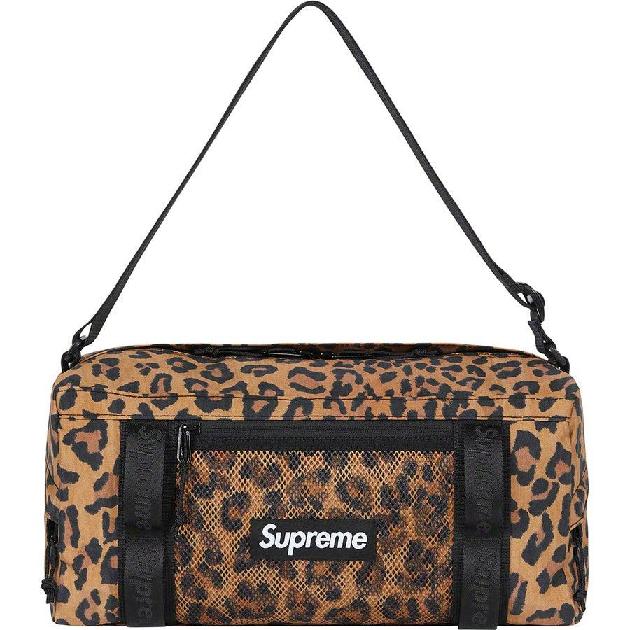 Supreme Duffle Bag (Leopard) | Waves Never Die | Supreme | Bag
