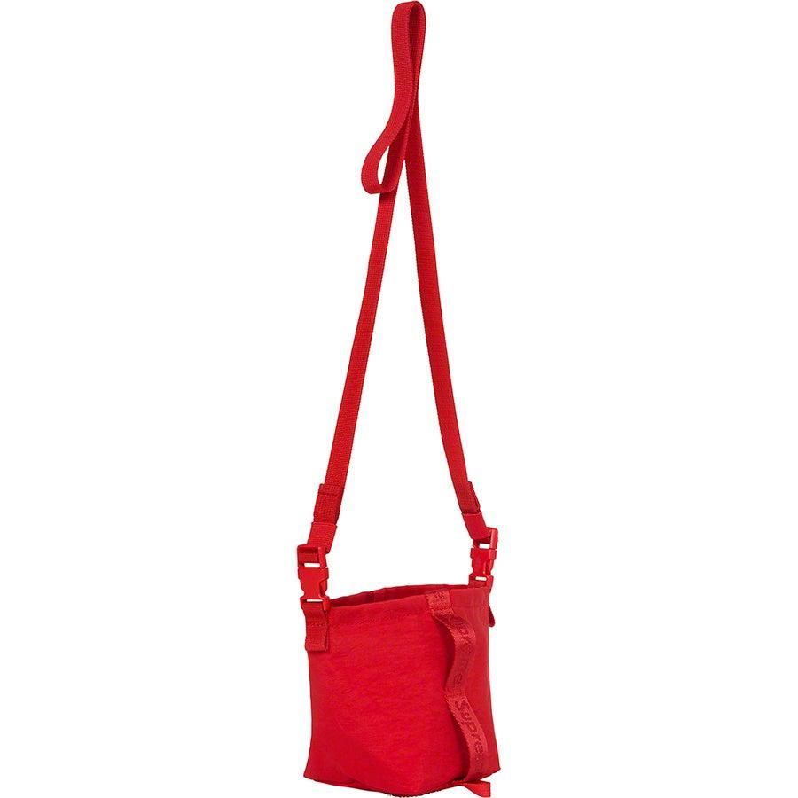 Supreme Neck Pouch (Red) | Waves Never Die | Supreme | Bag