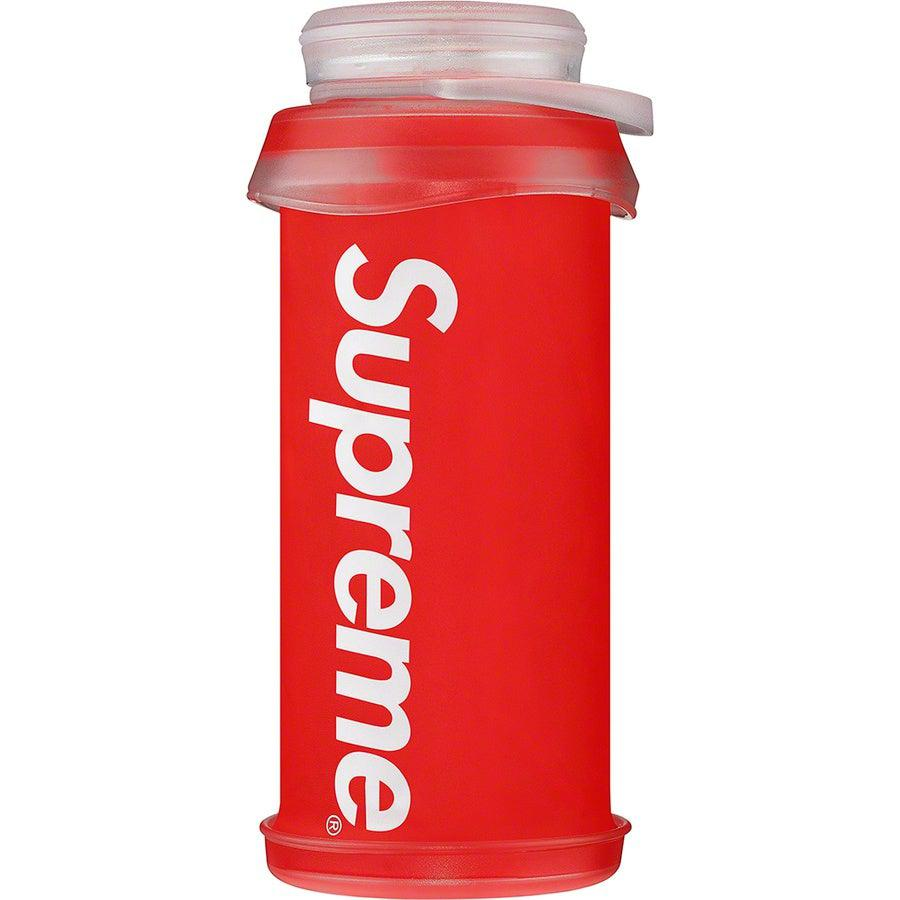Supreme®/ HydraPak Stash™ 1.0L Bottle (Red) | Waves Never Die | Supreme | Accessories