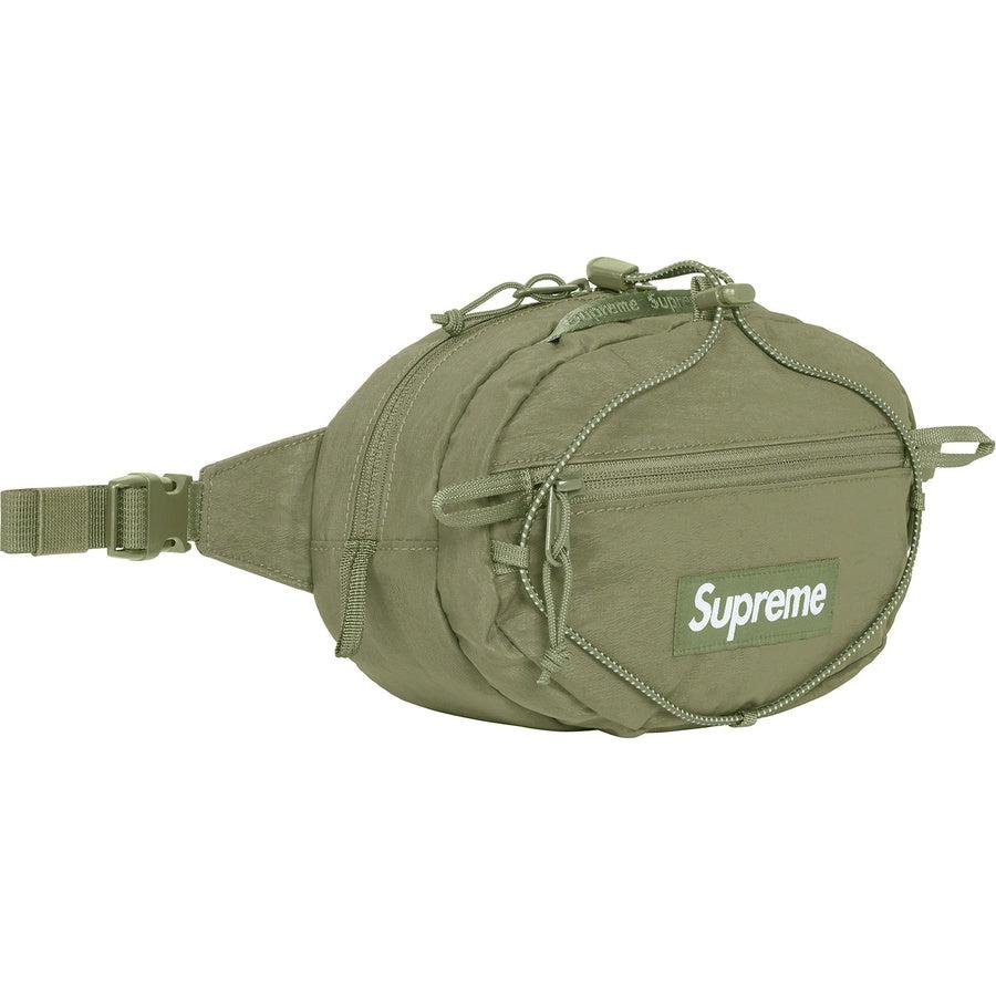 Supreme Waist Bag (Olive) | Waves Never Die | Supreme | Bag