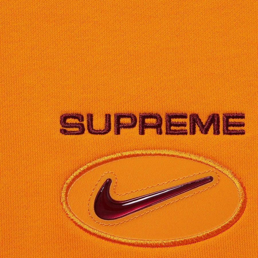 Supreme®/Nike® Jewel Sweatshort (Orange) | Waves Never Die | Supreme | Shorts