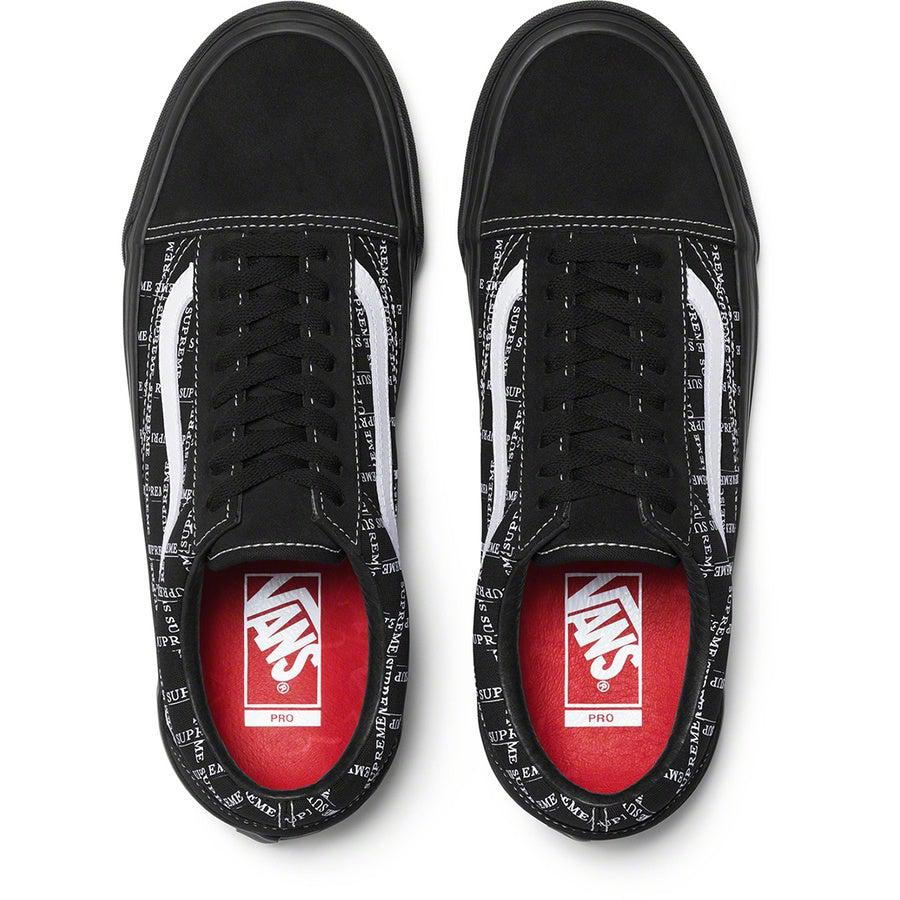 Supreme®/Vans® Old Skool Pro | Waves Never Die | Supreme | Sneakers