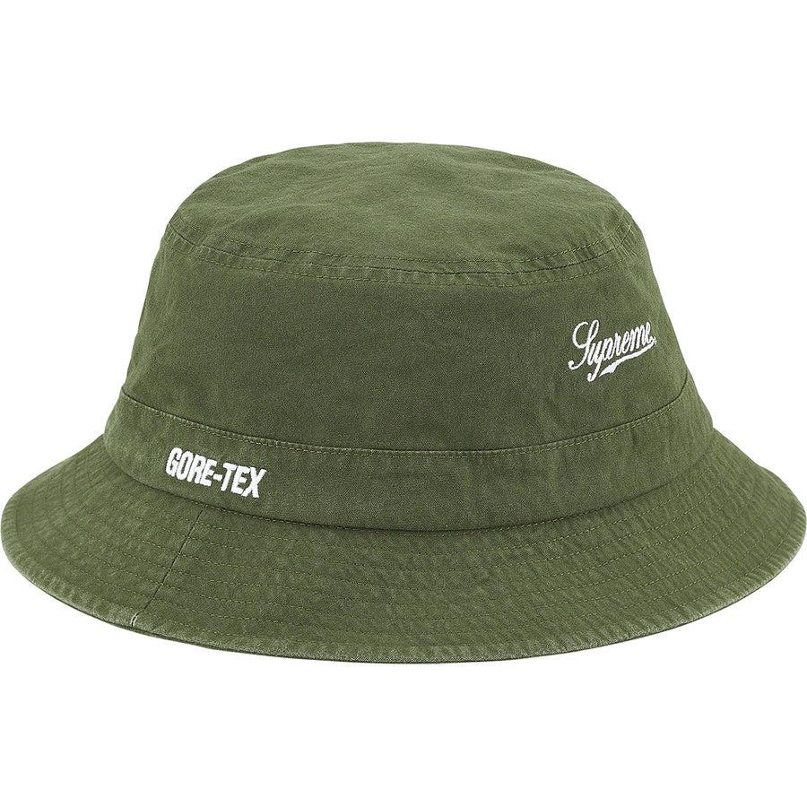 Supreme GORE-TEX Crusher (Olive) | Waves Never Die | Supreme | Cap