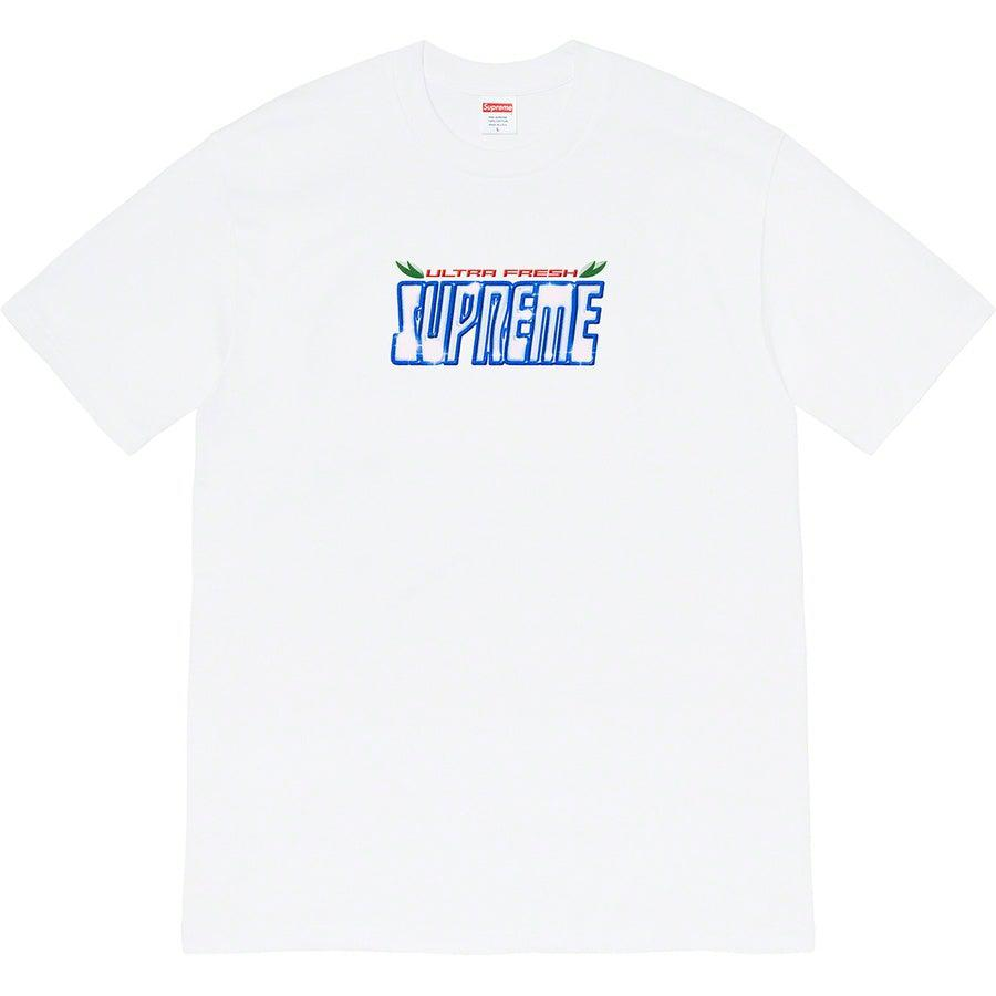 Supreme Ultrafresh Tee (White) | Waves Never Die | Supreme | T-Shirt