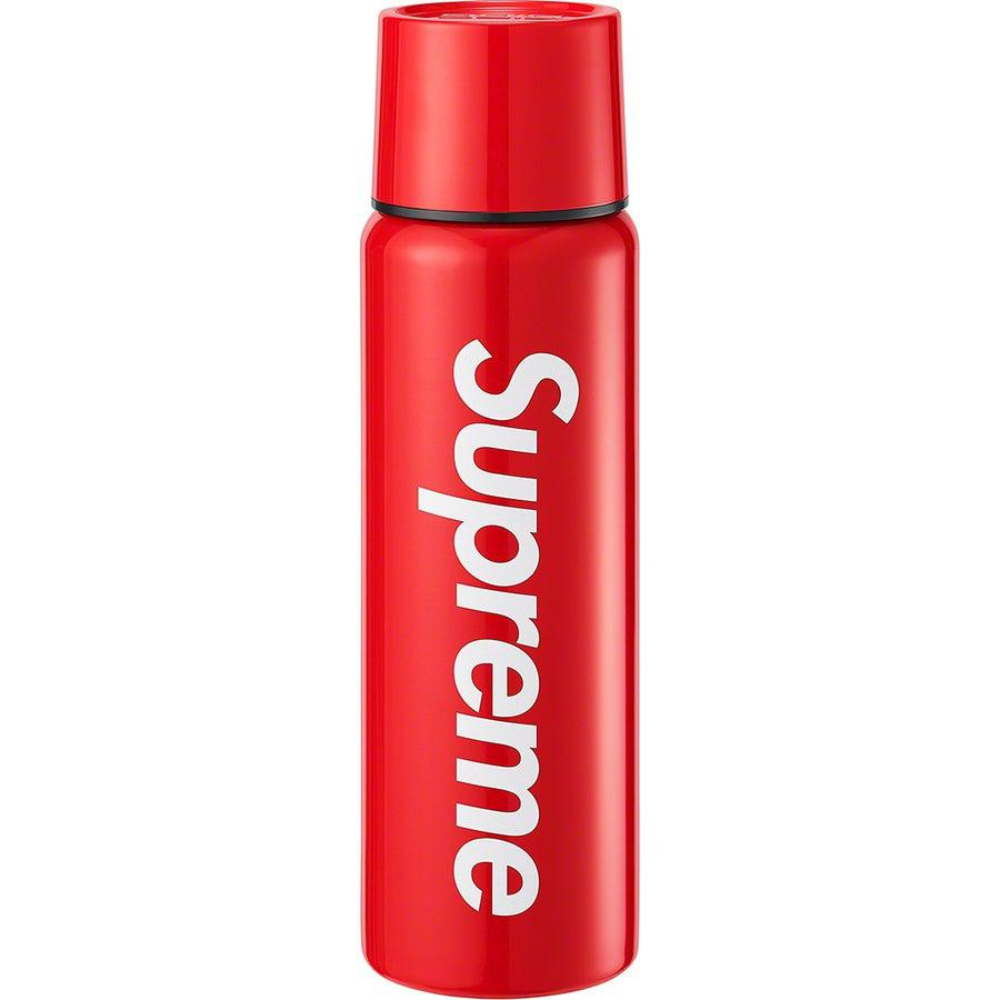 Supreme®/ SIGG™ Vacuum Insulated 0.75L Bottle (Red) | Waves Never Die | Supreme | Accessories