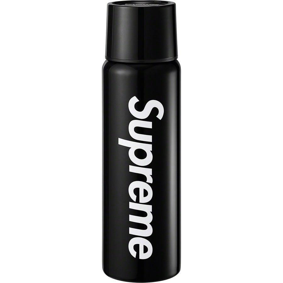 Supreme®/ SIGG™ Vacuum Insulated 0.75L Bottle (Black) | Waves Never Die | Supreme | Accessories