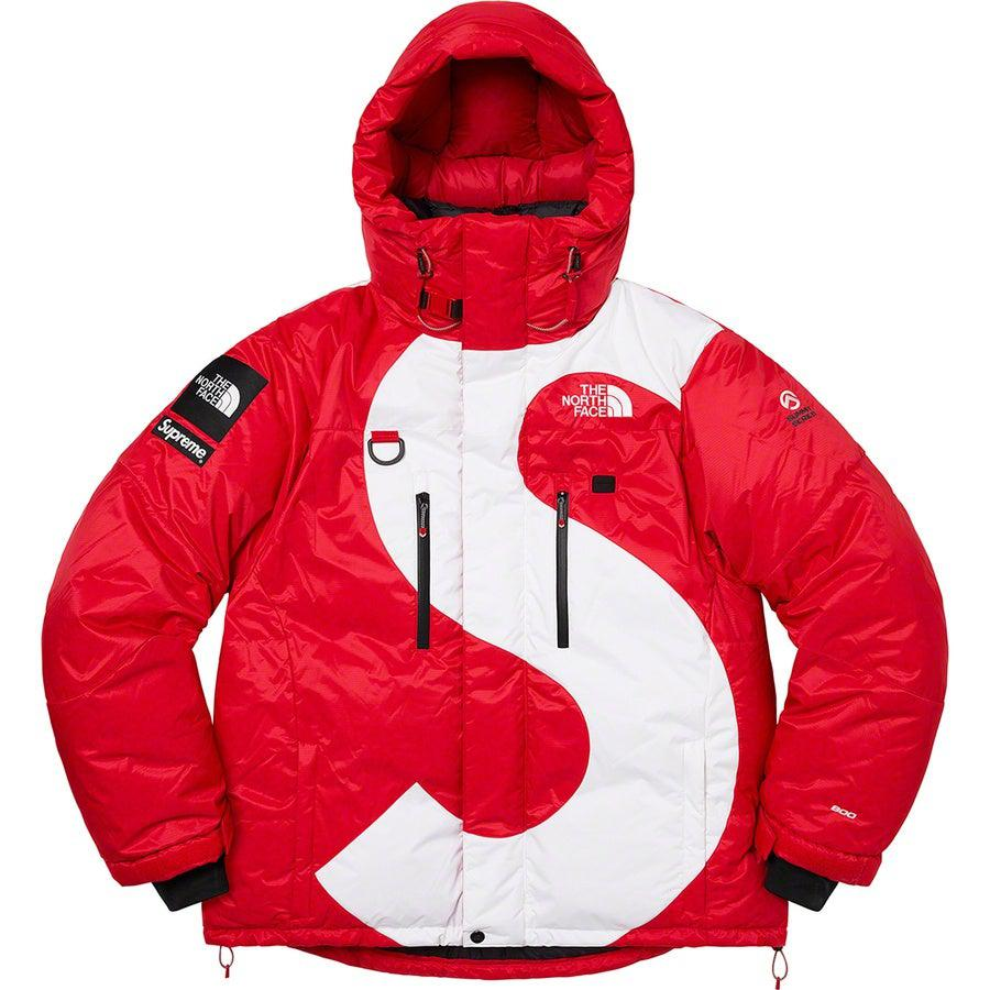 Supreme®/ The North Face® S Logo Summit Series Himalayan Parka (Red) | Waves Never Die | Supreme | Hoodie