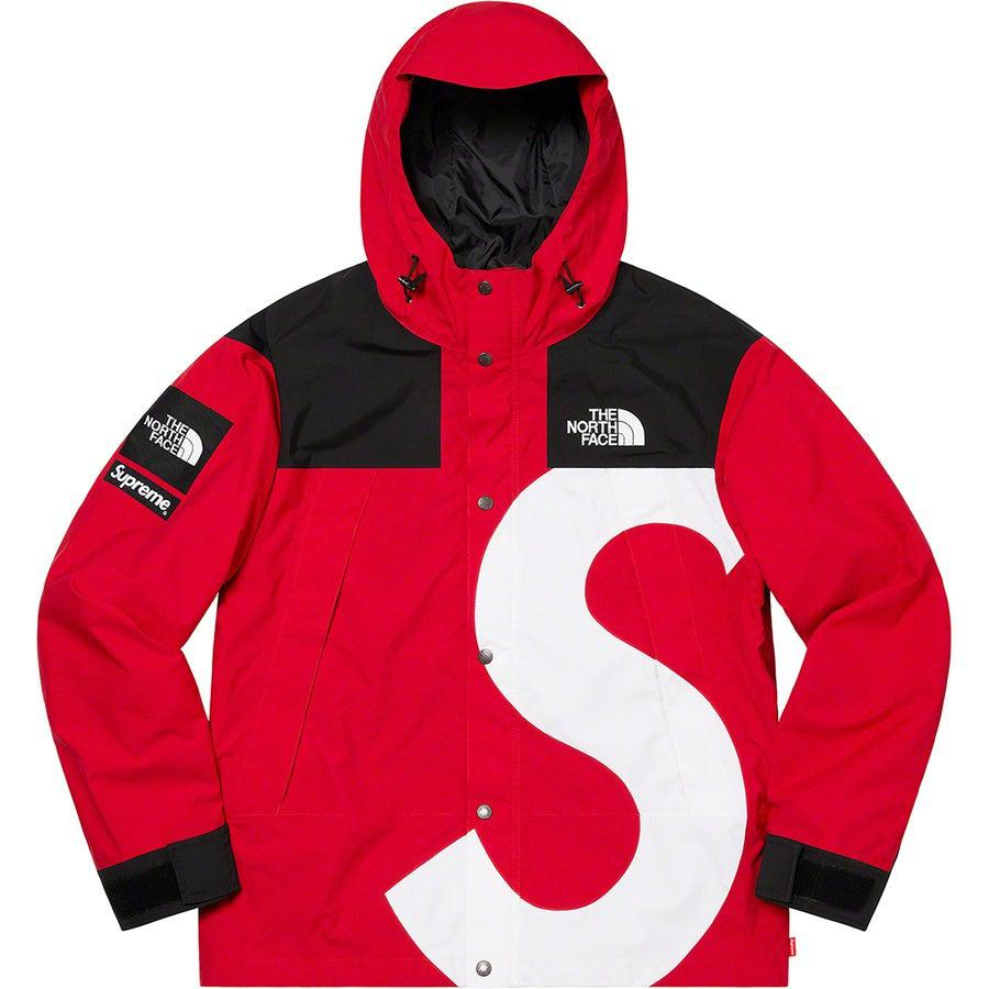 Supreme®/ The North Face® S Logo Mountain Jacket (Red) | Waves Never Die | Supreme | Jacket