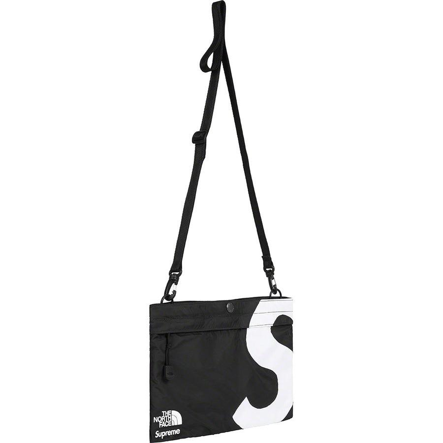 Supreme®/ The North Face® S Logo Shoulder Bag (Black) | Waves Never Die | Supreme | Bag