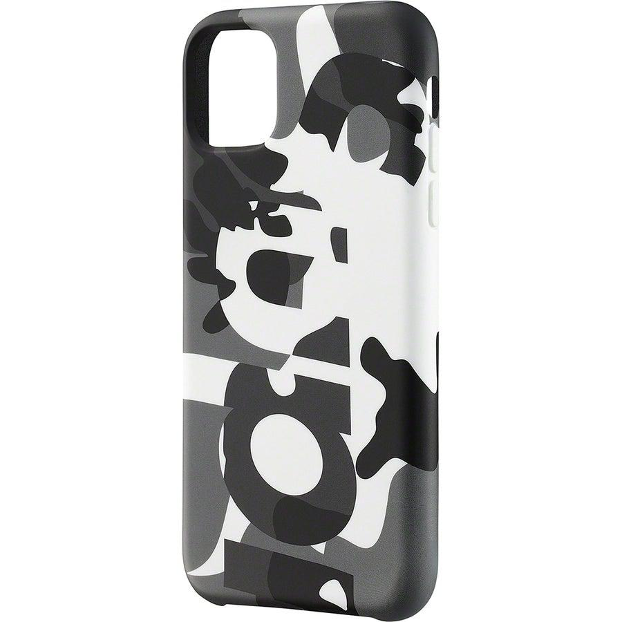 Supreme Camo iPhone Case (Grey) | Waves Never Die | Supreme | Accessories