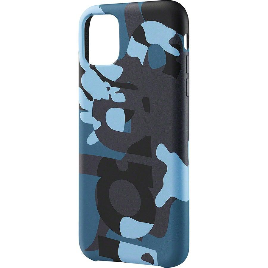 Supreme Camo iPhone Case (Blue) | Waves Never Die | Supreme | Accessories