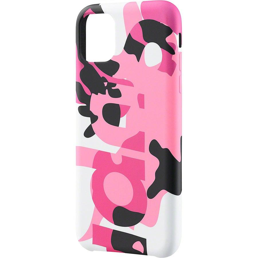Supreme Camo iPhone Case (Pink) | Waves Never Die | Supreme | Accessories