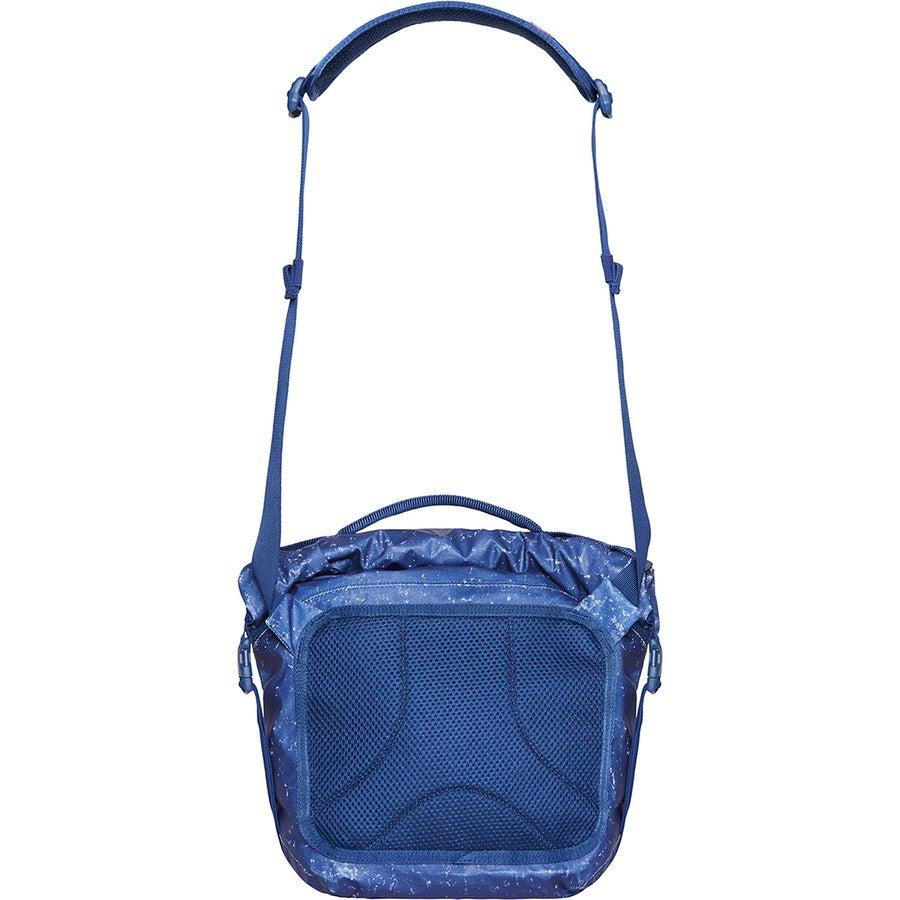 Supreme Waterproof Reflective Speckled Shoulder Bag (Blue) | Waves Never Die | Supreme | Bag