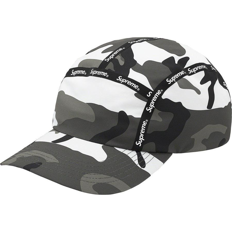 Supreme Taped Seam WINDSTOPPER® Camp Cap (Camo) | Waves Never Die | Supreme | Hat