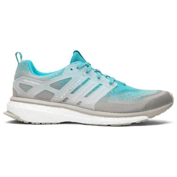 Adidas Solebox x Packer Shoes x Energy Boost 'Energy Blue' - Waves Never Die