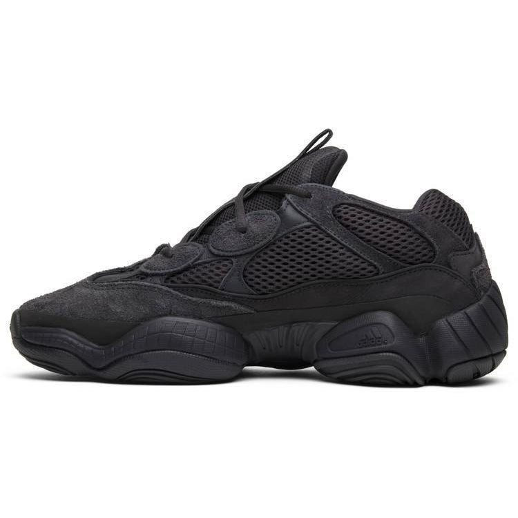Adidas Yeezy 500 'Utility Black' | Waves Never Die | Adidas | Sneakers