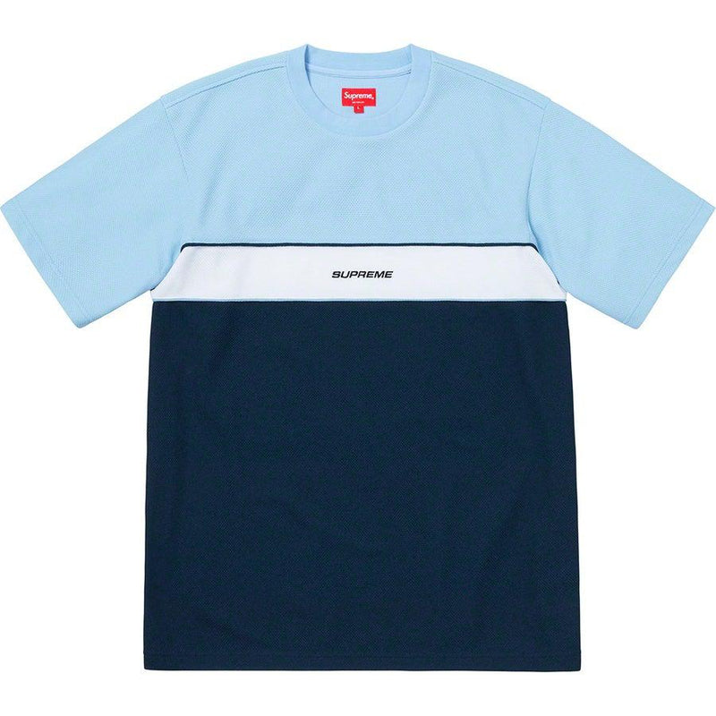 Supreme Piping Practice S/S Top (Blue)