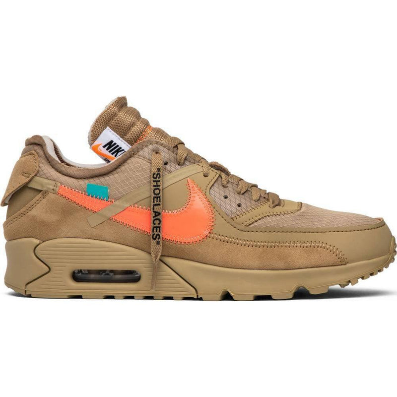 Nike OFF-WHITE x Air Max 90 'Desert Ore'
