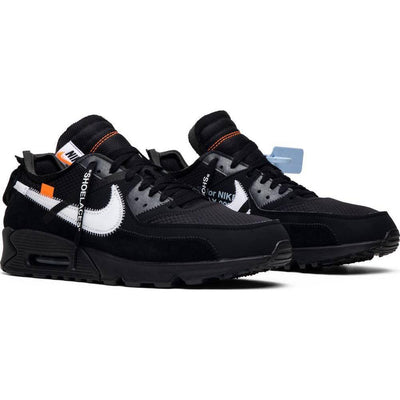 Nike OFF-WHITE x Air Max 90 'Black'