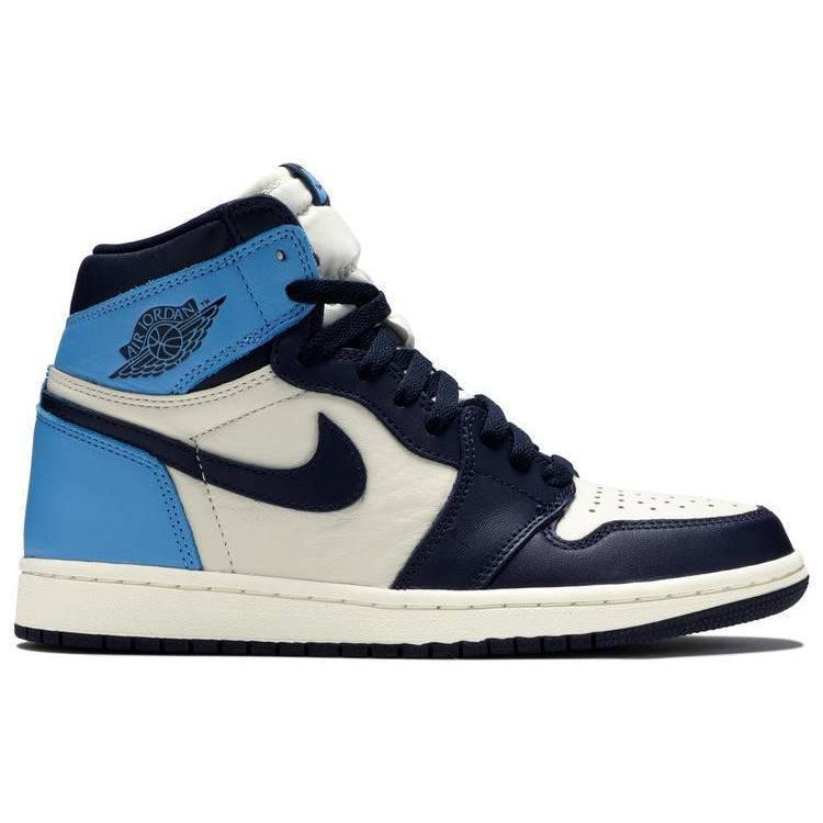 Nike Air Jordan 1 Retro High OG 'Obsidian'. - Waves Never Die