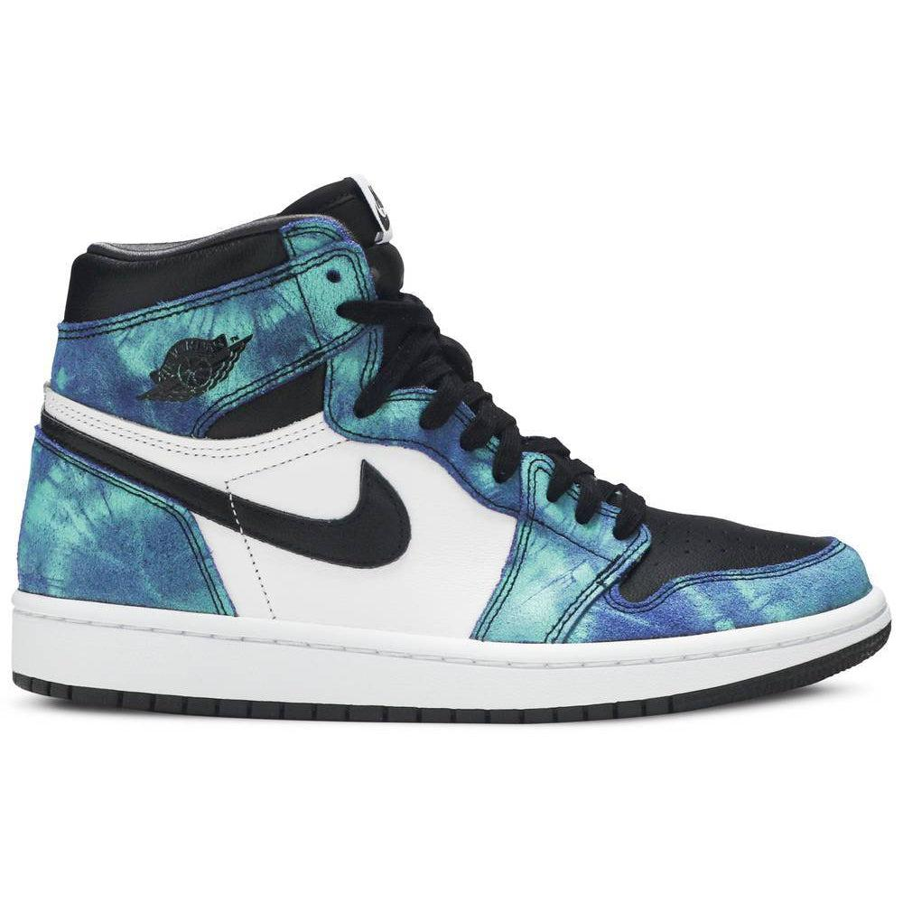 Nike Wmns Air Jordan 1 Retro High OG 'Tie-Dye' | Waves Never Die | Nike | Sneakers