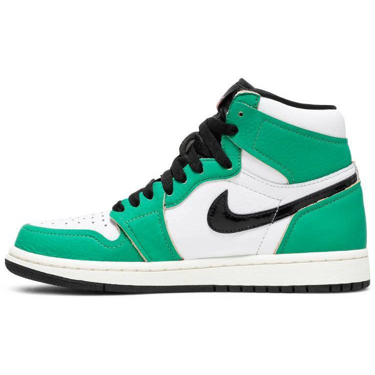 Nike Wmns Air Jordan 1 Retro High OG 'Lucky Green' | Waves Never Die | Nike | Sneakers