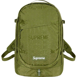 Supreme Backpack (Olive) | Waves Never Die | Waves Never Die